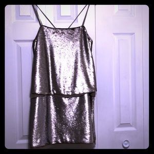 NWT sequin party dress